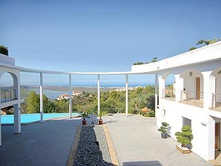 Spain, luxury Costa Blanca property for sale: modern palace, total comfort and autonomy, over 10 million euros