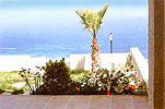 "The panoramic sea view facing the ""El Faro"" estate in Santa Pola, the Costa Blanca in Spain"